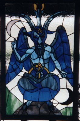 Baphomet___Stained_Glass_by_alkhemy
